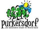 Logo Stadt Purkersdorf