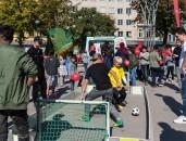 Microsoccerturnier bei Jacobimarkt -