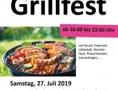 Grillfest für Jugendliche -