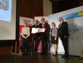 Der Verein re:spect erhielt die bundesweite Auszeichnung zum gesundheitskompetenten Jugendzentrum in Gold! -
