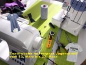 Textilwochen im re:spect Jugendtreff -